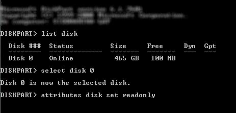 diskpart formatear un disco