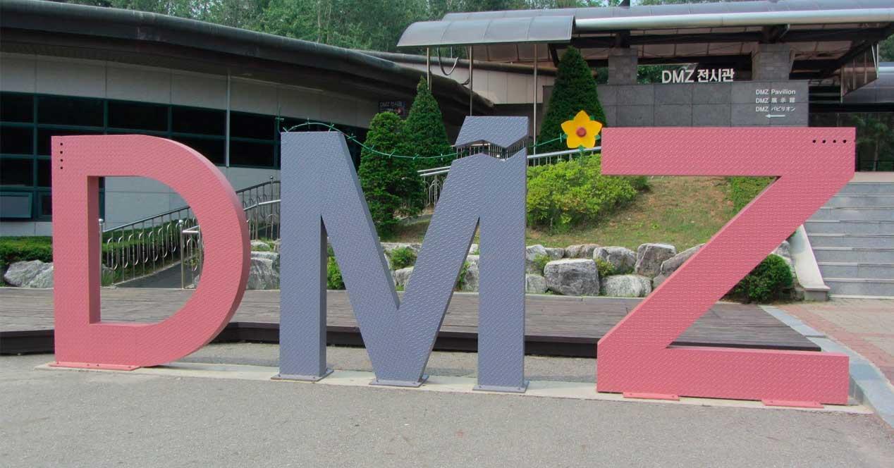 abrir puertos o DMZ