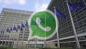 Europa quiere poder revisar tu WhatsApp