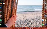 Cómo hacer que el fondo de pantalla cambie automáticamente en Windows 10