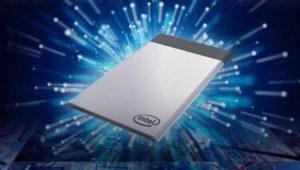 Intel Compute Card: un PC de bolsillo con 5 milímetros de grosor