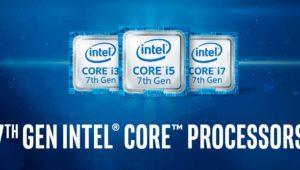 Intel Kaby Lake: todos los detalles de la nueva gama de procesadores