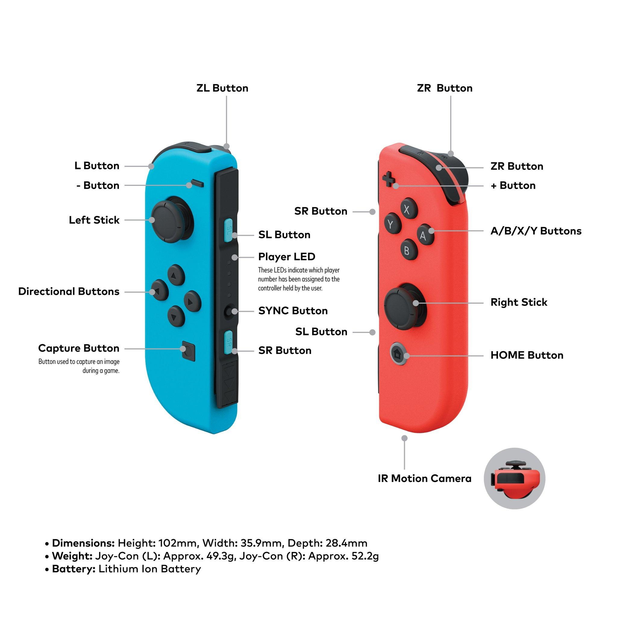 Nintendo Switch Caracteristicas Juegos Precio Y Fecha De