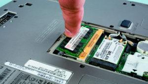 Cómo saber si puedo ampliar la memoria RAM de un portátil