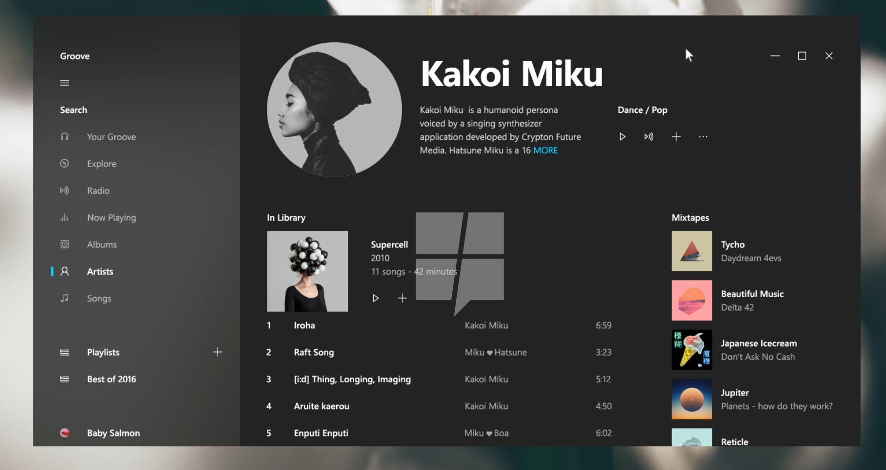nuevo aspecto de Windows 10