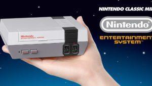 Nintendo NES Classic Mini ya se puede piratear, sin MODs ni chip