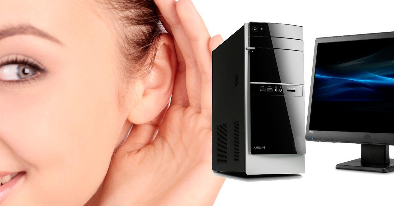 Pitidos ordenador