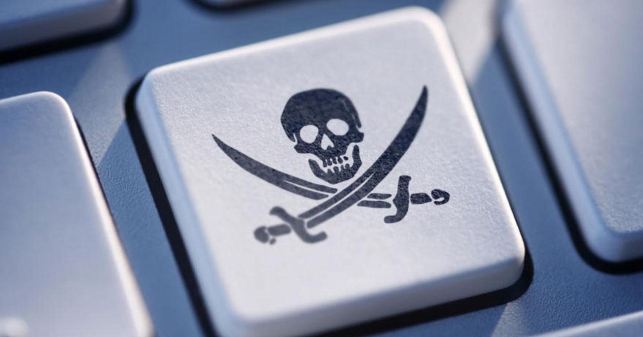 Pirateria en Internet
