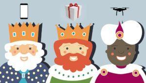 ¿Aún sin regalo de Reyes Magos? 10 ideas para compras de última hora