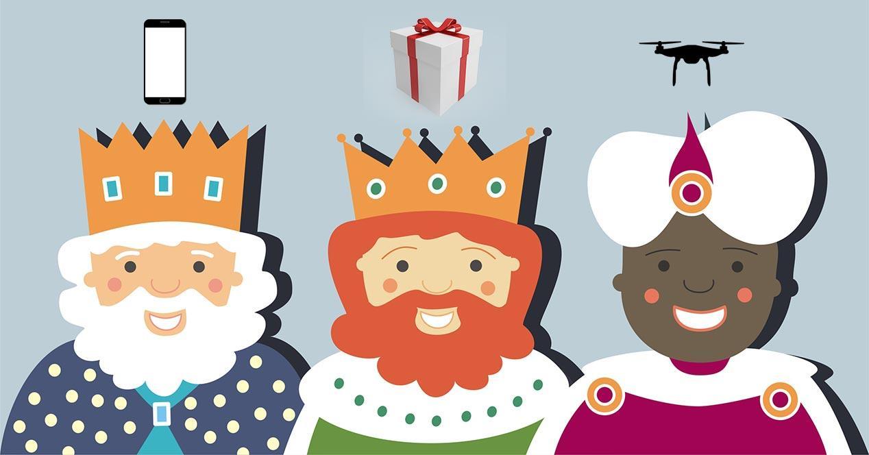 A n sin regalo de reyes magos 10 ideas para compras de - Ideas para reyes ...