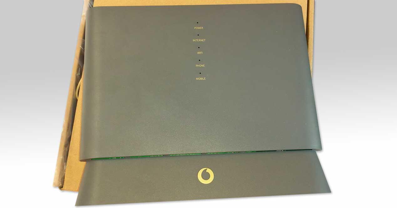 router avanzado