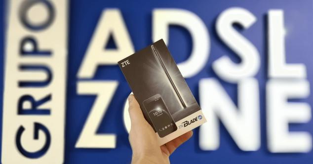Ver noticia 'Suscríbete a la nueva newsletter de ADSLZone y gana un ZTE Blade V6'