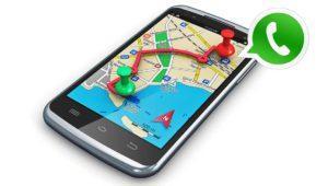 WhatsApp compartirá tu posición GPS en tiempo real con tus amigos