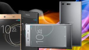 El Sony Xperia XZ Premium con pantalla 4K ya es oficial y le acompañan el Xperia XA1 y XA1 Ultra