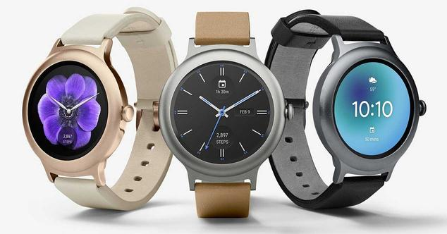 LG-Watch-Style-colors Android Wear 2.0