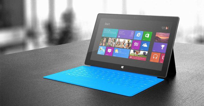Microsoft-Surface-RT windows