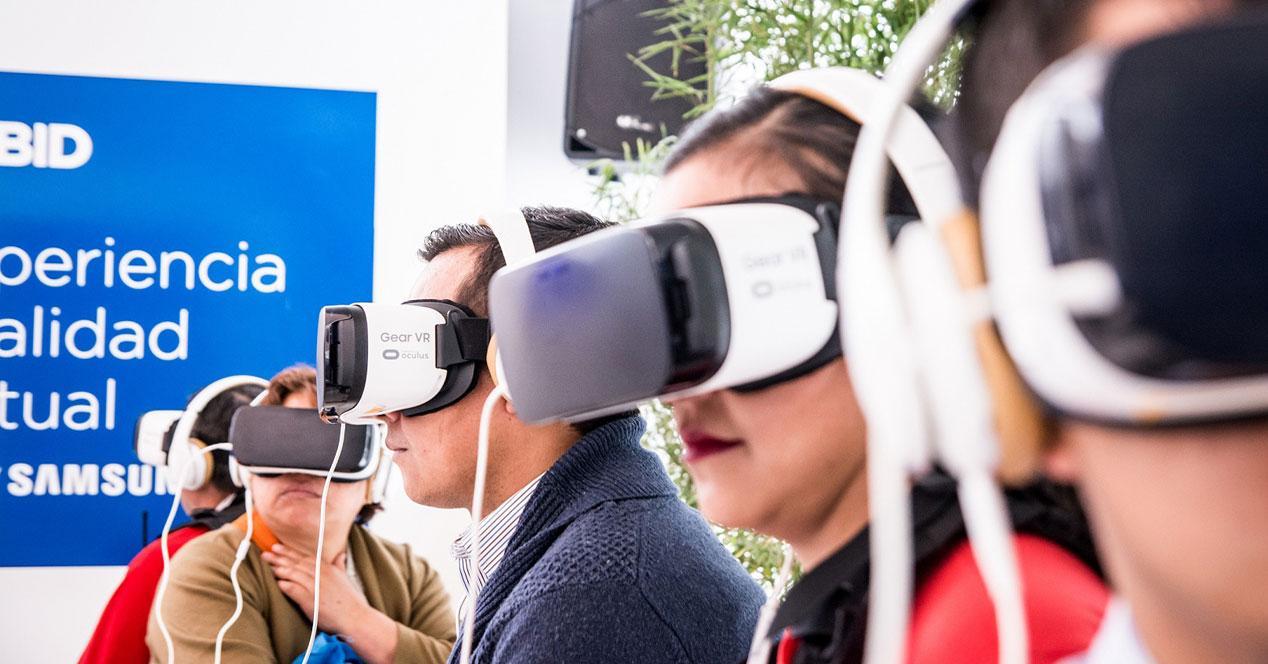 Realidad virtual mondly