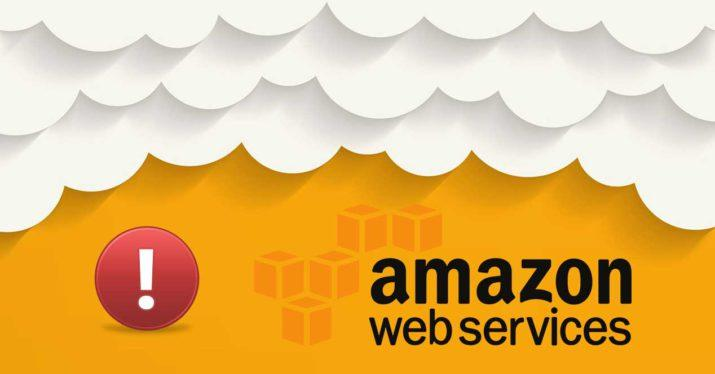amazon-web-services-error-caido