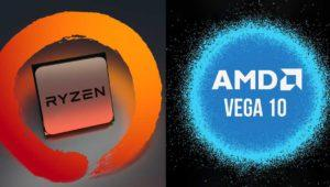 En un mes llega AMD Ryzen, seguida de Vega; ¿superarán a Intel y a NVIDIA?