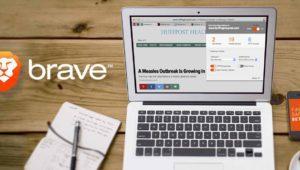 Brave: un navegador web para bajar torrents o verlos en streaming