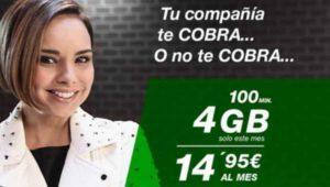 Amena mejora sus tarifas móviles con más megas para (casi) todos