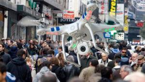 Volar tu drone en ciudad podría llevarte a la cárcel si le das a alguien