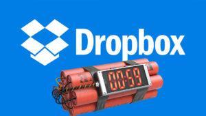 Borra automáticamente los archivos guardados en Dropbox tras un tiempo