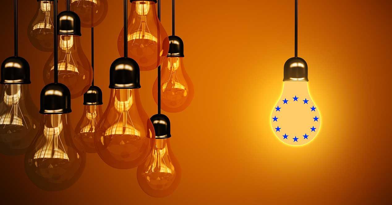 electricidad-modelo-europeo-luz modelo eléctrico