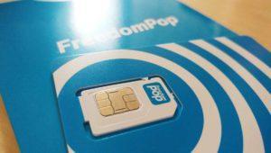 Freedompop obligará a sus clientes a cambiar de SIM sólo un año después