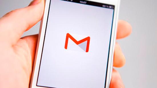 gmail en el movil