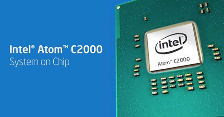 intel atom c2000 series