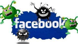 Consejos para evitar ser infectado con virus en Facebook