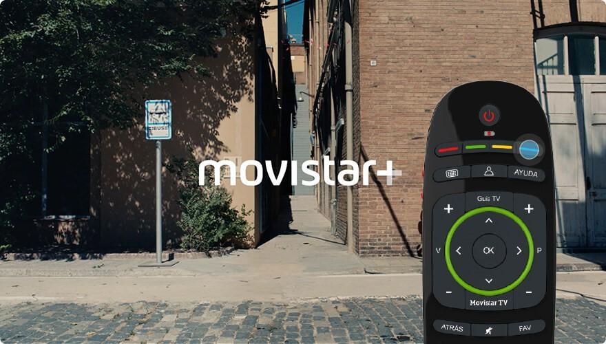 movistar mando calle