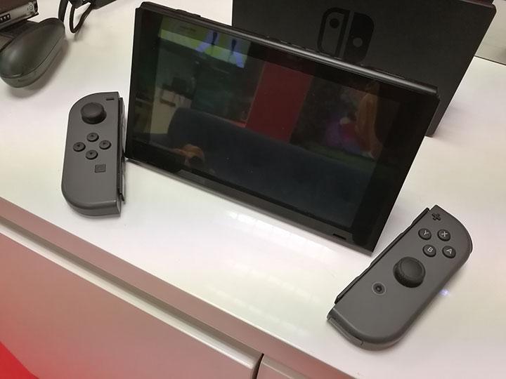 nintendo switch con mandos separados