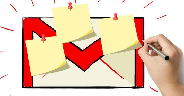 notas Gmail