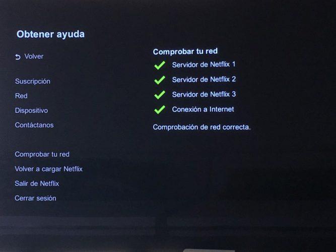 prueba conexion netflix movistar