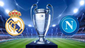 Cómo ver el Real Madrid – Nápoles de Champions en directo