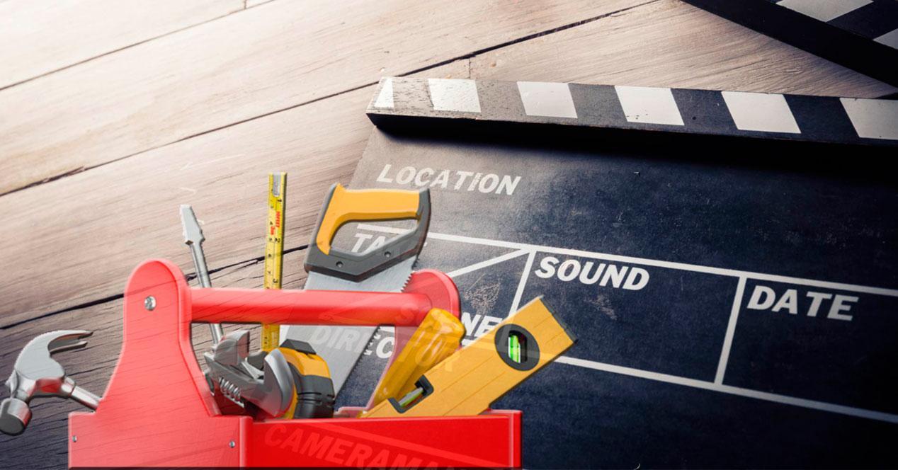 reparar vídeo