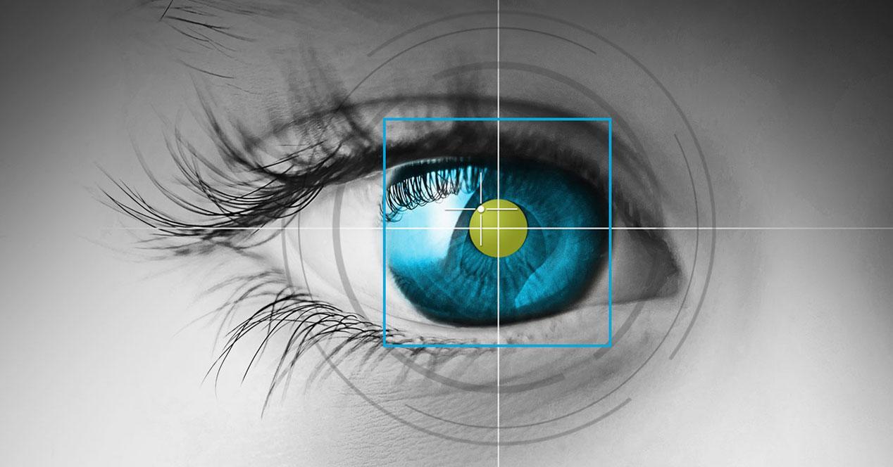 Tecnología de seguimiento ocular