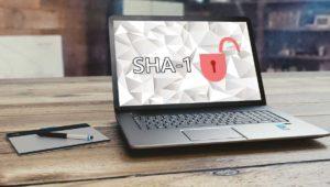 El cifrado SHA-1 ya no es seguro: Google lo ha roto después de 22 años