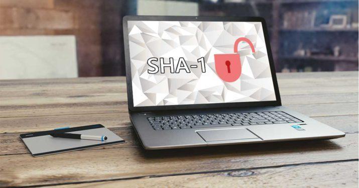 sha-1-cifrado-roto