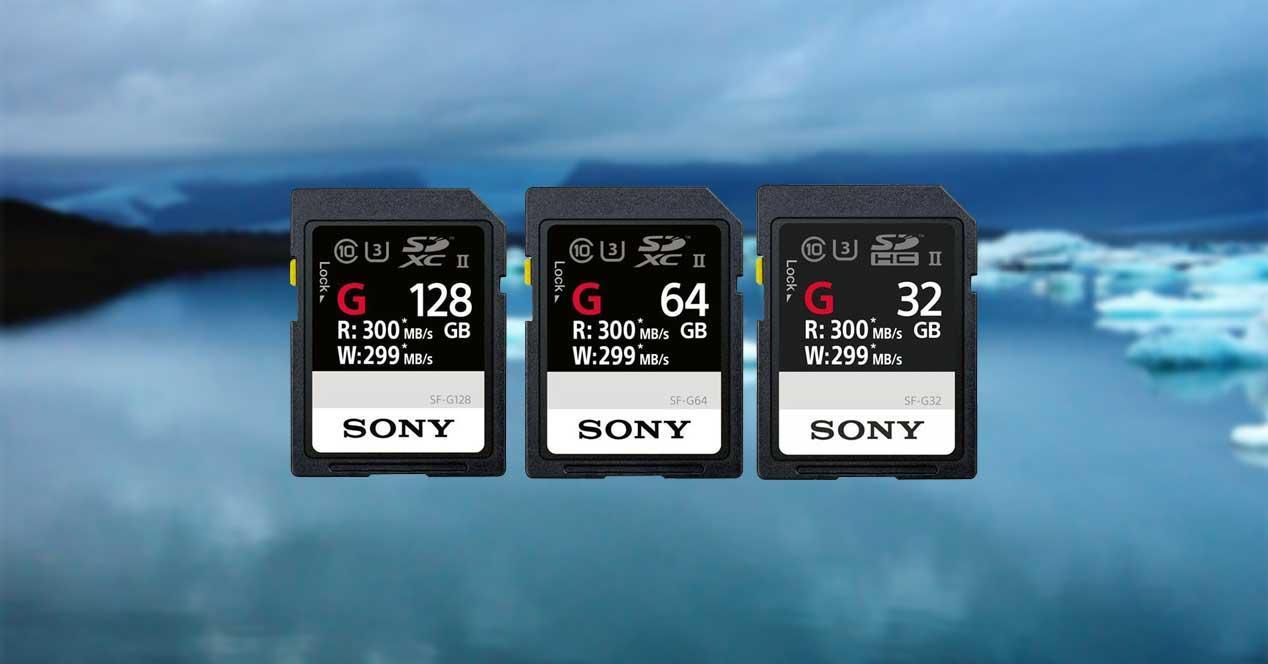 sony-tarjetas-SD