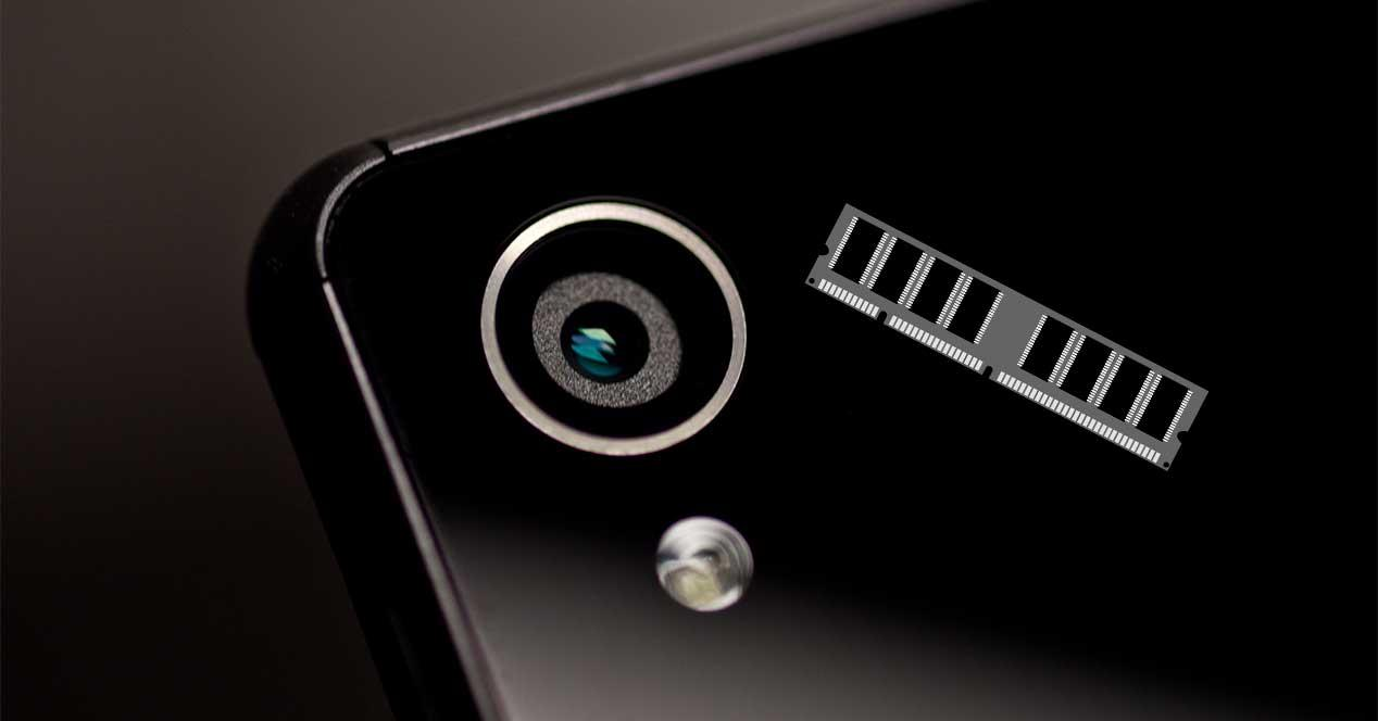 Las cámaras móviles tendrán memoria RAM y grabarán 4K 60 fps y 1080p ...