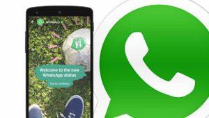 WhatsApp incluye fondos y texto en sus estados