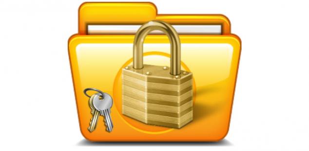 bloquear archivos y carpetas