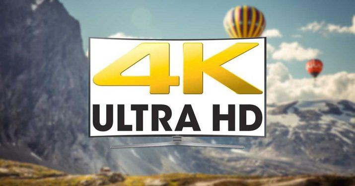 TV 4K baratas