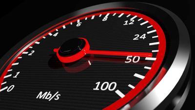 Casi el 60% de los usuarios ya navega a más de 100 Mbps de velocidad