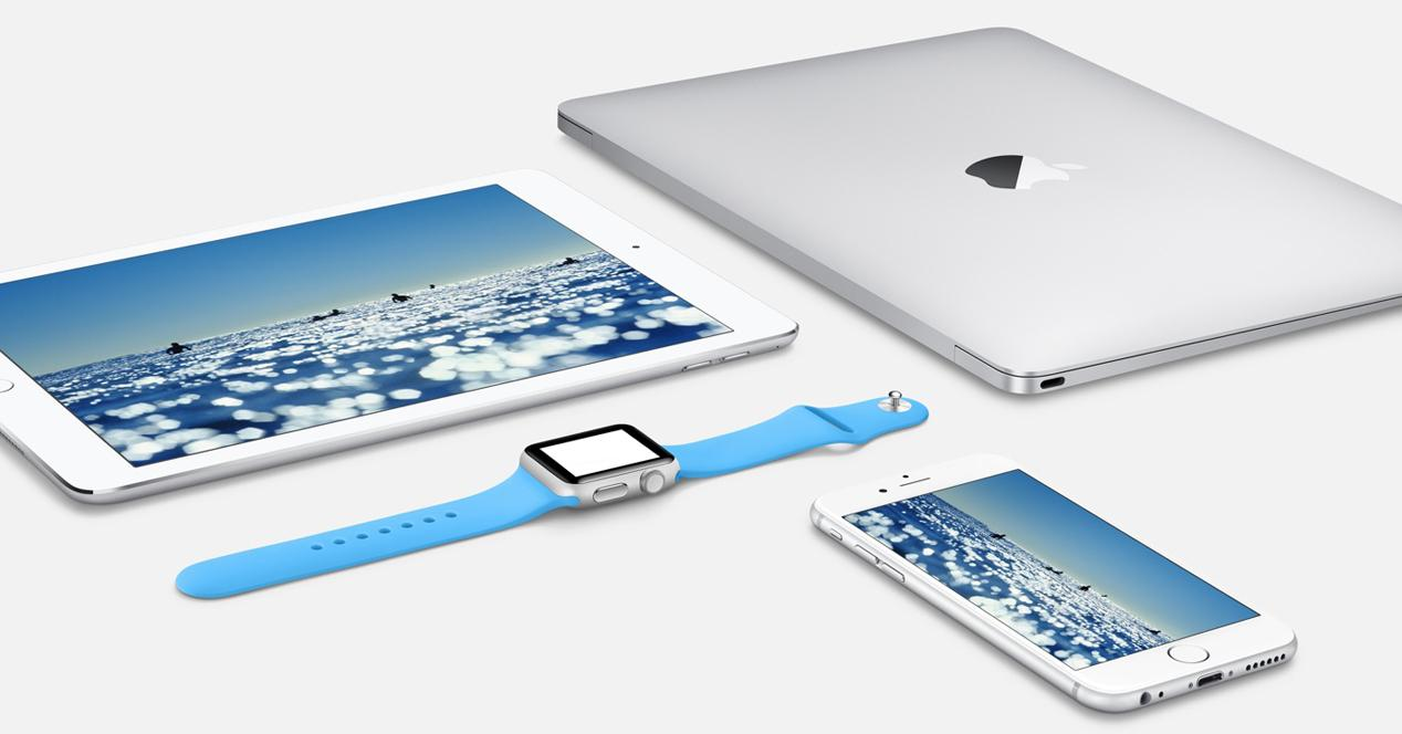 apple products