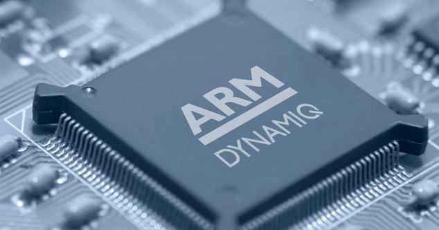 ARM DynamIQ chip