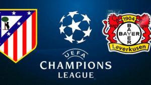 Cómo ver online el Atlético de Madrid contra el Leverkusen en directo